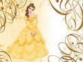 Belle - disney-princess wallpaper