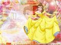 disney-princess - Belle wallpaper