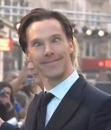 Benedict Cumberbatch kertas dinding with a business suit and a suit entitled Ben <3