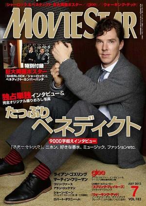 Benedict's Magazine Covers