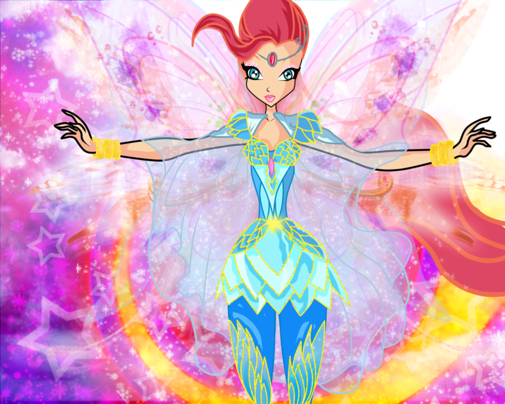 Winx Club season 6:Bloomix Offficial Transformation! ᴴᴰ
