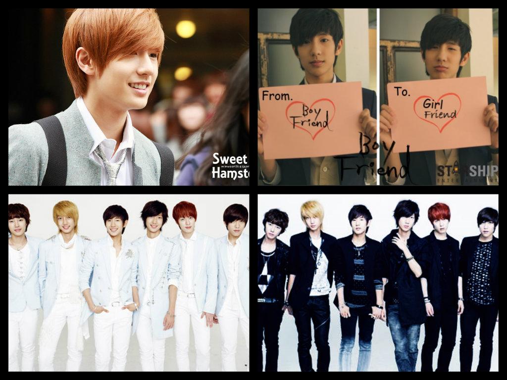 Boy band korean boyfriend images - joshua kid noize image