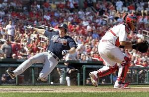 Braves vs Cardinal