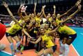 Brazil wins Grand Prix title - volleyball photo