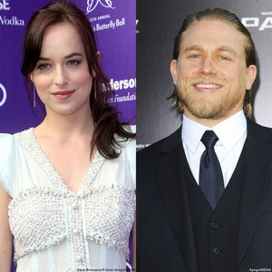 Breaking News!!!Dakota Johnson to play Анастасия Steele opposite Charlie Hunnam's Christian Grey