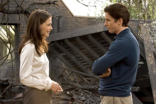 Bruce Wayne wallpaper probably with a mulch and a lumbermill titled Bruce & Rachael...a story of a broken heart