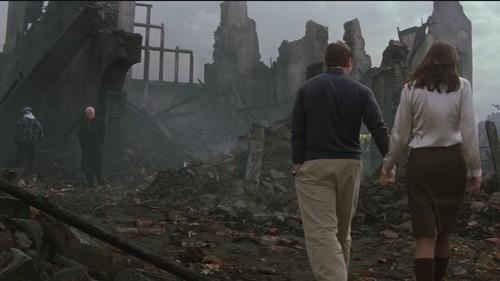 Bruce Wayne hình nền possibly with a phủ rơm, mulch entitled Bruce & Rachael...a story of a broken tim, trái tim