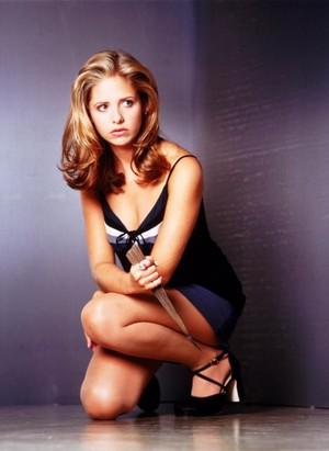 Buffy Summers Season 1 Promos