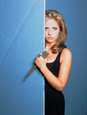 Buffy Summers Season 1 Promos