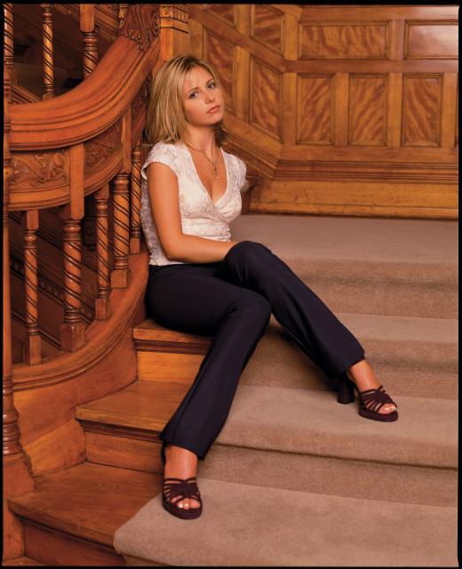 Buffy Summers Season 2 Promos