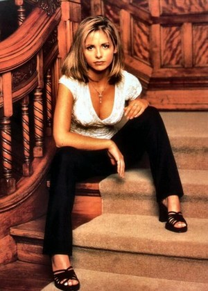Buffy Summers Season 2 Promos