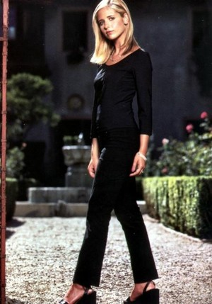 Buffy Summers Season 3 Promos