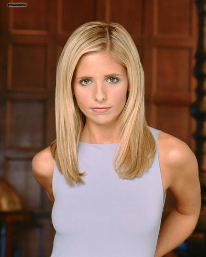 Buffy Summers hình nền possibly containing a leotard, a bustier, and tights titled Buffy Summers Season 4 Promos