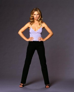 Buffy Summers Season 5 Promos