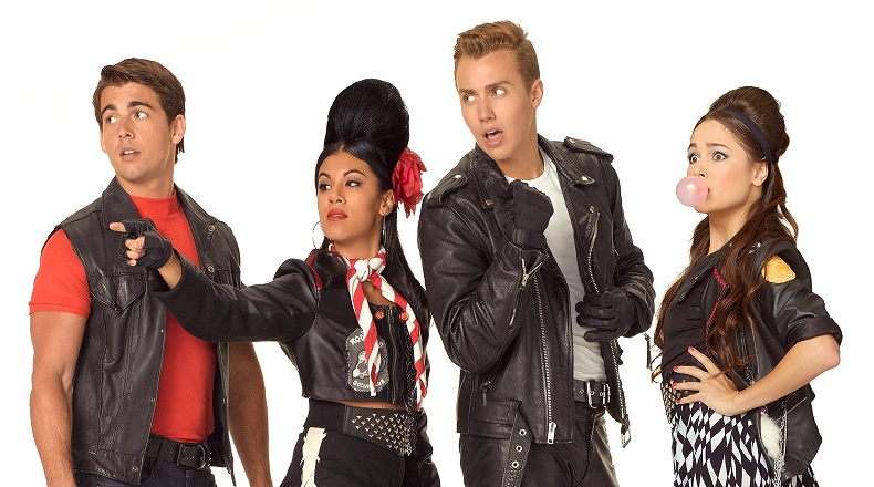 John deLuca images Butchy, Lugnut, Chee Chee, and Struts ... Teen Beach Movie Butchy