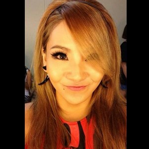 CL's Instagram Update: