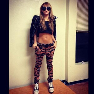 """CL's Instagram Update: """"changes.tests.decisions."""""""