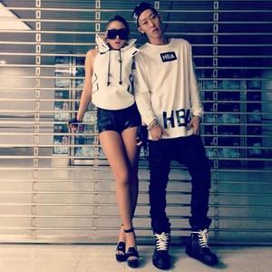 """CL's Instagram Update: """"#weasianbitchez"""""""