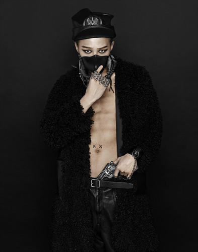 G-Dragon wallpaper entitled COUP D'ETAT Promo