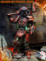 Calvin's Custom Gears of Peace MKII Bishop  - gears-of-war photo