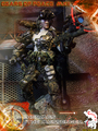 Calvin's Custom One Sixth Scale Gears of Peace MKII Hermes