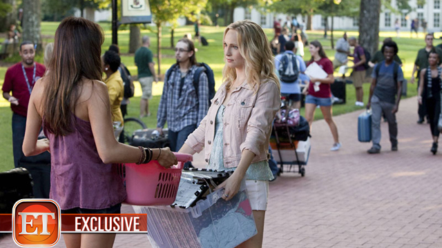 "Candice in TVD Season 5 Premiere ""I Know What 당신 Did Last Summer"""