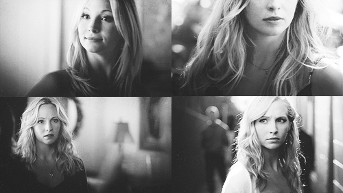 Caroline Forbes 壁紙 containing a portrait entitled CarolineForbes