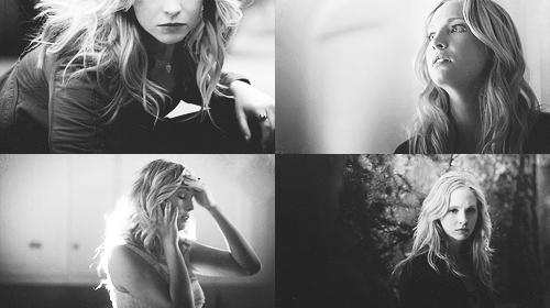 Caroline Forbes wallpaper containing a portrait called CarolineForbes