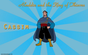 Cassim Aladdin's Father