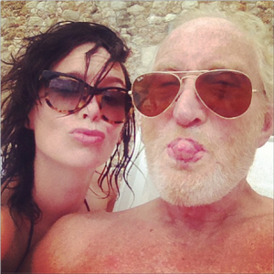 Charles Dance & Lena Headey