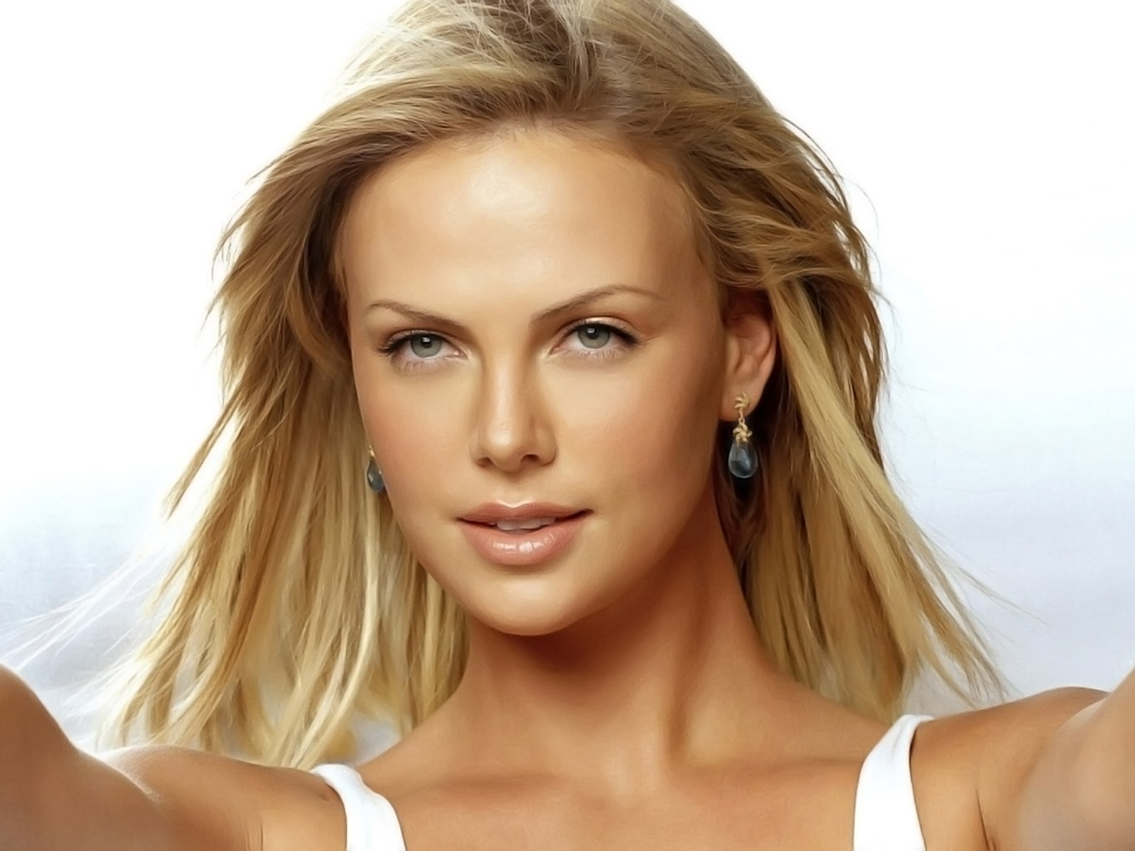 Beautiful Female Celebrities Images Charlize Theron Hd Wallpaper And