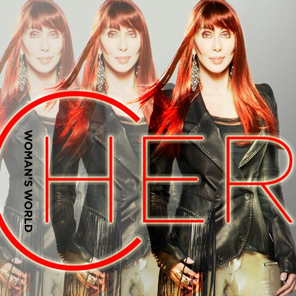 Cher woman's world single