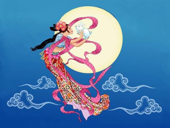 Chinese Moon Goddess