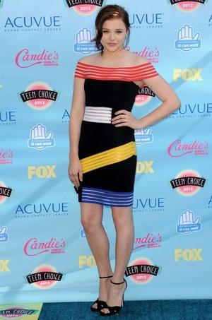 Chloë at Teen's Choice Awards