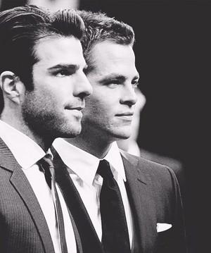 Chris & Zach