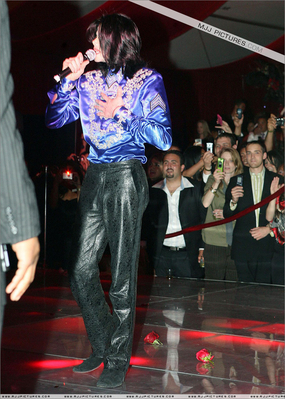Christian Audigier's Birthday Party Back In 2008