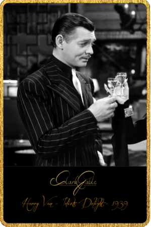 Clark Gable Selected Filmography