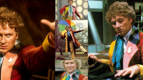 Doctor Who hình nền called Colin Baker