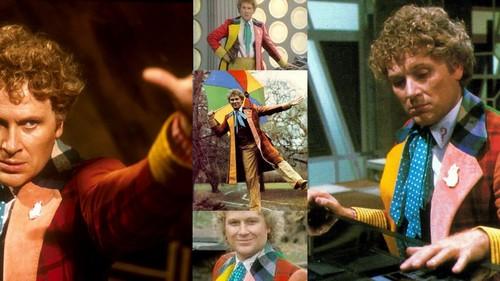 doctor who fondo de pantalla titled Colin Baker