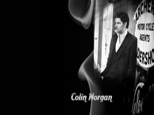 Colin Morgan wallpaper probably containing a concert and a street entitled ★ Colin Morgan ★