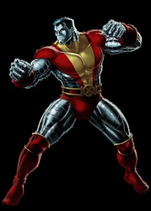 Colossus -- Marvel: Avengers Alliance