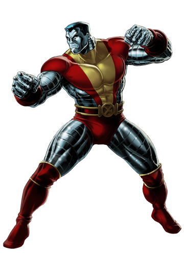 colossus marvel x men - photo #13