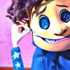 Coraline photo probably with a portrait titled Coraline