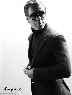 Damian Lewis// Eaquire Magazine