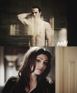 Damon and Hayley