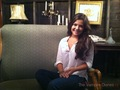 Danielle Campbell on the set #TO  - the-originals-tv-show photo