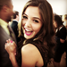 Danielle Campbell on the set #TO