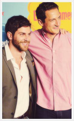 David&Sacha at the EW,2013