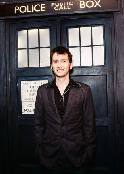David Tennant - Doctor Who Photo (33017010) - Fanpop
