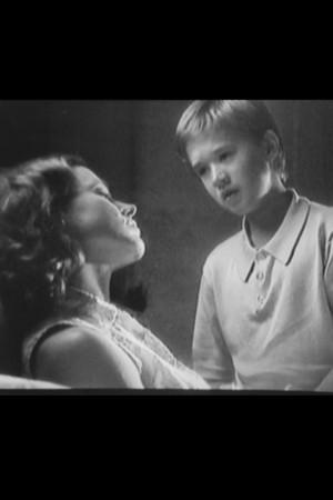 David looking at his mother